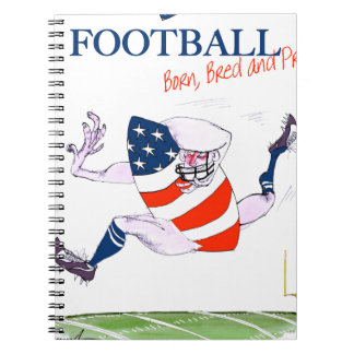 Football born bred proud, tony fernandes notebook