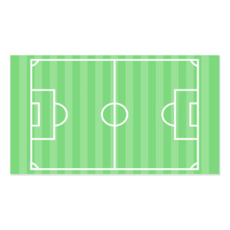 Football Pack Of Standard Business Cards