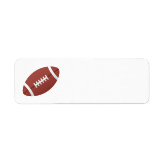 Football cartoon blank