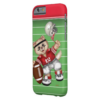 FOOTBALL CAT 3CaseMate Barely There iPhone 6/6s C Barely There iPhone 6 Case