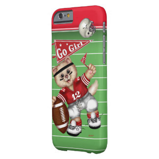 FOOTBALL CAT Case-Mate Barely There iPhone 6/6s C