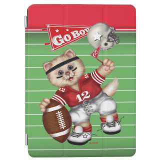 FOOTBALL CAT CUTE iPad Air and iPad Air 2 iPad Air Cover