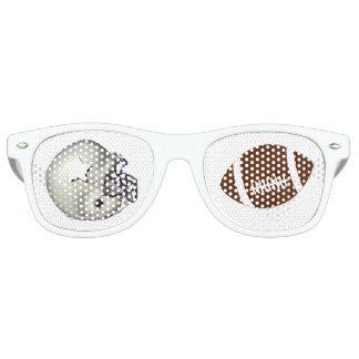 FOOTBALL CAT Party Shades Sunglasses 2