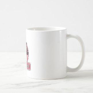 Football Champs 51 Atlanta Retro Coffee Mug