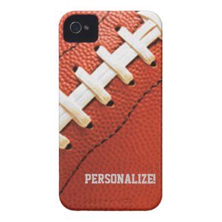 Football Close-Up Personalized iPhone 4/4s case