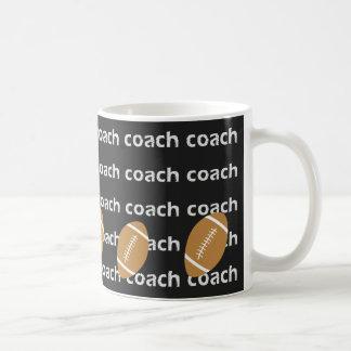 Football Coach Coffee Mug