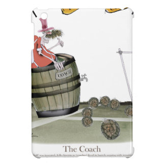 football coach reds iPad mini cover