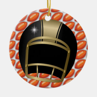 Football Coach - SRF Ceramic Ornament