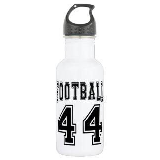 Football Crazy 44 Birthday Designs 532 Ml Water Bottle