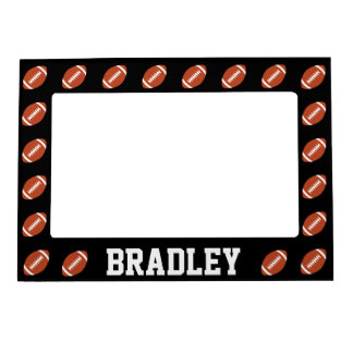 Football Custom Magnetic Picture Frame