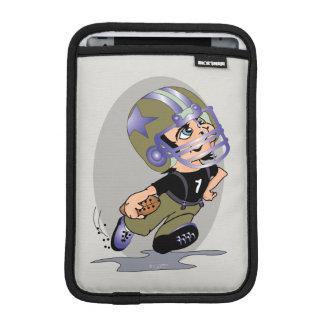 FOOTBALL CUTE CARTOON  iPAD MINI H iPad Mini Sleeve