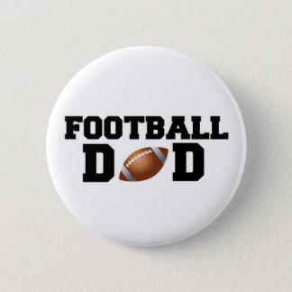 Football Dad! 2 Inch Round Button