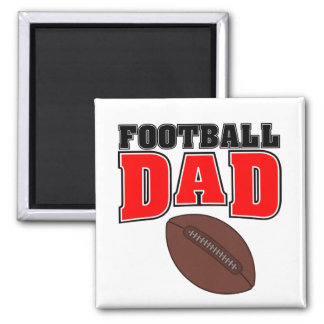 Football Dad Magnet