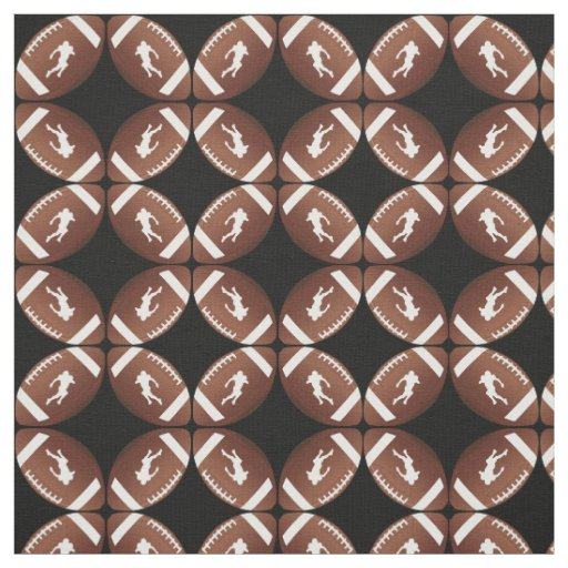 Football Design Fabric