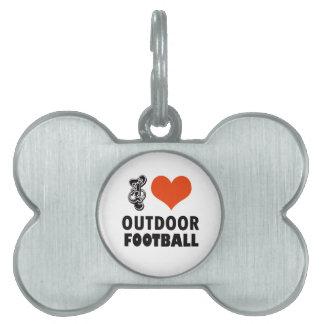 football design pet ID tag