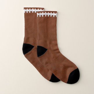 Football Design Socks 1