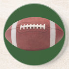 Football Drinks Coaster