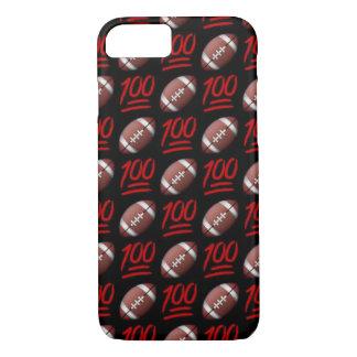 Football Emoji iPhone 7 Case