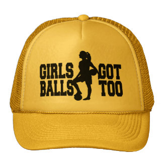 Football féminin women Girl-Teams soccer Casquette De Camionneur