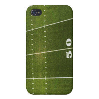 FOOTBALL FIELD 50 YARD LINE CASES FOR iPhone 4