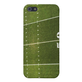 FOOTBALL FIELD 50 YARD LINE iPhone 5 COVER