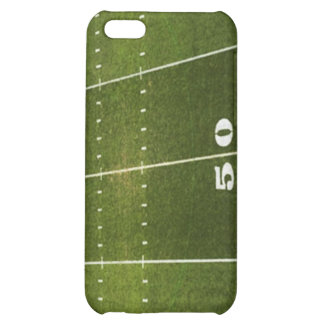 FOOTBALL FIELD 50 YARD LINE COVER FOR iPhone 5C