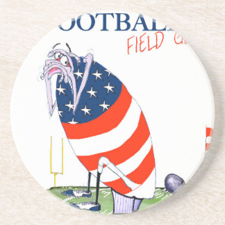 Football field goal, tony fernandes coaster