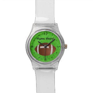 Football Field Junior Varsity Watch