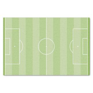 Football Field Tissue Paper