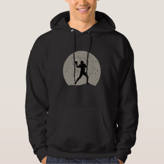 Football Full Moon Hoodie