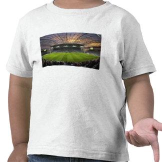 Football game, Forsyth Barr Stadium, Dunedin T Shirts