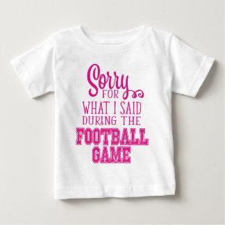 Football Game Shirt