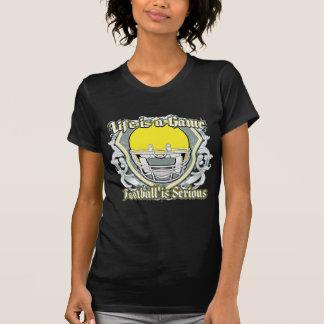 Football Game Yellow Tee Shirts