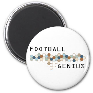 Football Genius Magnet