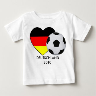 Football Germany baby shirt WM 2010