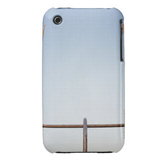 Football goal post iPhone 3 Case-Mate cases