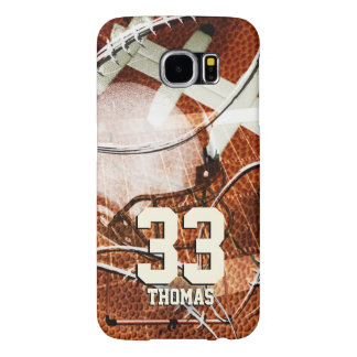 football graphics grunge mens sports samsung galaxy s6 cases