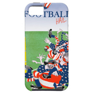 Football hail mary pass, tony fernandes case for the iPhone 5