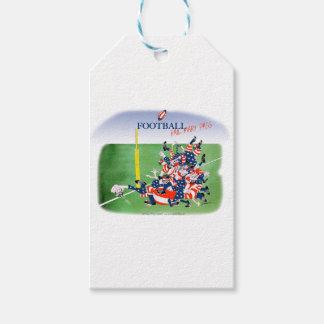 Football hail mary pass, tony fernandes gift tags