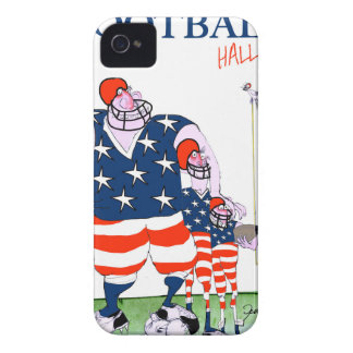 Football hall of fame, tony fernandes Case-Mate iPhone 4 cases