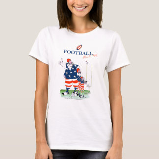 Football hall of fame, tony fernandes T-Shirt