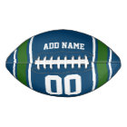 Football Jersey Blue|Green Personalized
