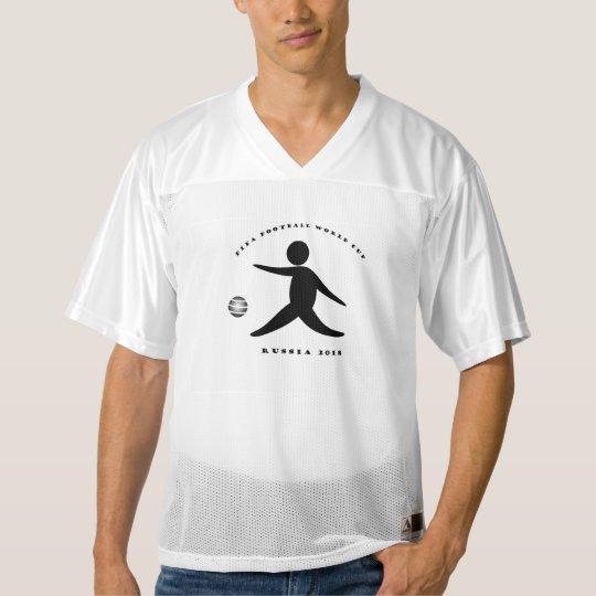 Football jersey  tshirt design