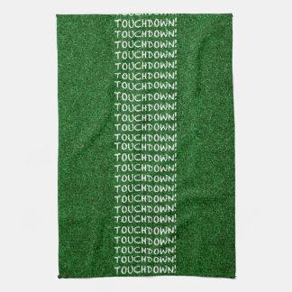 football kitchen towel