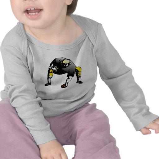 Football Lineman T Shirt