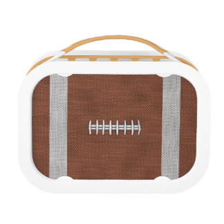 Football Lunch Box