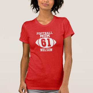 Football Mom 61 T Shirts