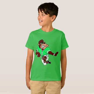 Football Monkey T-Shirt
