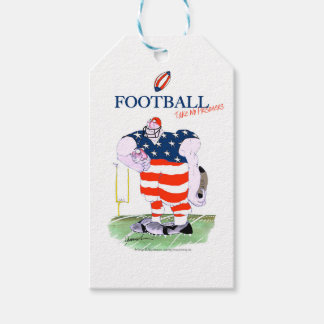 Football no prisoners, tony fernandes gift tags