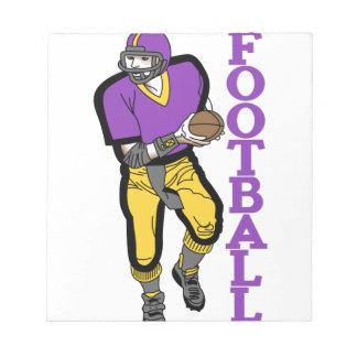Football Notepad